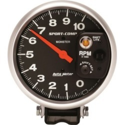 Tachometer Autometer  Tachometer 3903 found on Bargain Bro India from autopartswarehouse.com for $279.95