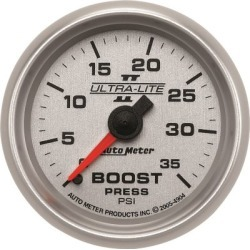 Boost Gauge Autometer  Boost Gauge 4904