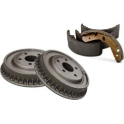 1983-1984 Chrysler E Class Brake Shoe Set Centric Chrysler Brake Shoe Set KIT1-171013-286-A found on Bargain Bro India from autopartswarehouse.com for $83.31