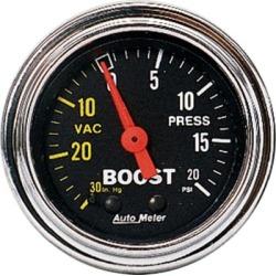 Boost Gauge Autometer  Boost Gauge 2401