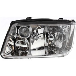 2000-2001 Volkswagen Jetta Headlight Replacement Volkswagen Headlight 65553Q