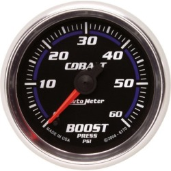 Boost Gauge Autometer  Boost Gauge 6170