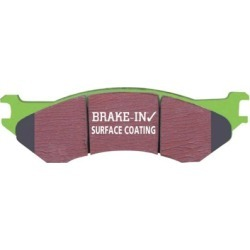 2007-2015 BMW X5 Brake Pad Set EBC BMW Brake Pad Set DP61938 found on Bargain Bro Philippines from autopartswarehouse.com for $113.87