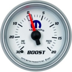 Boost Gauge Autometer  Boost Gauge 880026