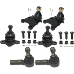 1998-2002 Honda Passport Tie Rod End Replacement Honda Tie Rod End KIT1-101817-11-C found on Bargain Bro India from autopartswarehouse.com for $123.65