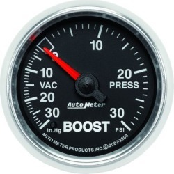 Boost Gauge Autometer  Boost Gauge 3803