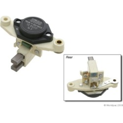 1989-1991 Audi 100 Voltage Regulator Huco Audi Voltage Regulator W0133-1629632 found on Bargain Bro India from autopartswarehouse.com for $28.43
