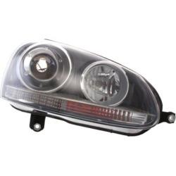 2006-2007 Volkswagen Jetta Headlight Replacement Volkswagen Headlight RBV100101