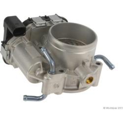 2005-2006 Volkswagen Jetta Throttle Body OES Genuine Volkswagen Throttle Body W0133-1774653
