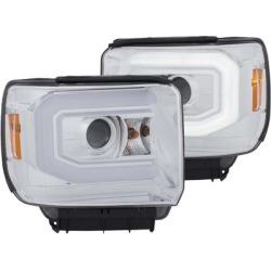 2014-2018 GMC Sierra 1500 Headlight Anzo GMC Headlight 111370 found on Bargain Bro India from autopartswarehouse.com for $401.39