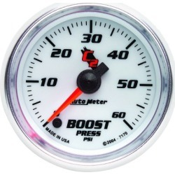 Boost Gauge Autometer  Boost Gauge 7170