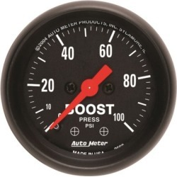 Boost Gauge Autometer  Boost Gauge 2618