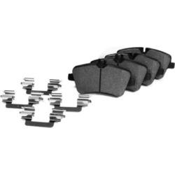 2007-2015 Mini Cooper Brake Pad Set Centric Mini Brake Pad Set 104.13090