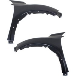 2016-2018 Honda HR-V Fender Replacement Honda Fender SET-REPH220305Q
