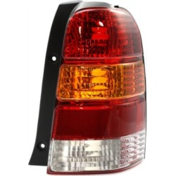 2001-2007 Ford Escape Tail Light ReplaceXL Ford Tail Light 3301907RUSQ