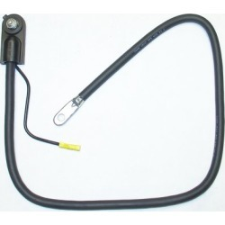 1976 Buick Skylark Battery Cable AC Delco Buick Battery Cable 2SD40X found on Bargain Bro India from autopartswarehouse.com for $31.88