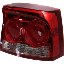 2009-2010 Dodge Charger Tail Light AutoTrust Gold Dodge Tail Light REPD730111 found on Bargain Bro India from autopartswarehouse.com for $82.30