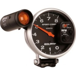 Tachometer Autometer  Tachometer 3905 found on Bargain Bro India from autopartswarehouse.com for $279.95