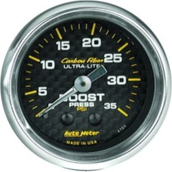 Boost Gauge Autometer  Boost Gauge 4704