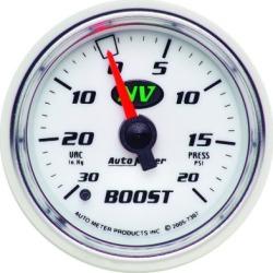 Boost Gauge Autometer  Boost Gauge 7307