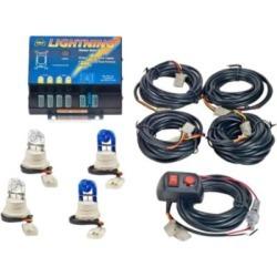Kit Wolo Manufacturing Strobe Light Kit