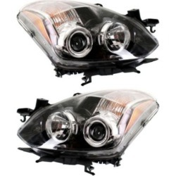 2010-2013 Nissan Altima Headlight Replacement Nissan Headlight SET-REPN100131 found on Bargain Bro India from autopartswarehouse.com for $160.22