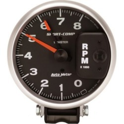 Tachometer Autometer  Tachometer 3980 found on Bargain Bro India from autopartswarehouse.com for $189.95