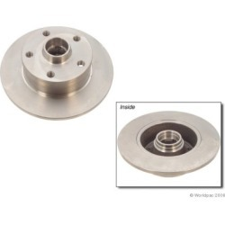 1996-2001 Audi A4 Brake Disc Zimmermann Audi Brake Disc W0133-1624085 found on Bargain Bro Philippines from autopartswarehouse.com for $35.89