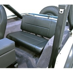 1976-1986 Jeep CJ7 Seat Rugged Ridge Jeep Seat 13461.01 found on Bargain Bro India from autopartswarehouse.com for $219.99