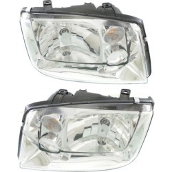 1999-2001 Volkswagen Jetta Headlight Replacement Volkswagen Headlight SET-REPV100319