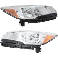 2013-2016 Ford Escape Headlight Replacement Ford Headlight SET-REPF100319