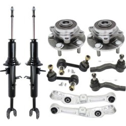 2004 Infiniti G35 Tie Rod End Replacement Infiniti Tie Rod End KIT1-100317-03-B found on Bargain Bro Philippines from autopartswarehouse.com for $302.29
