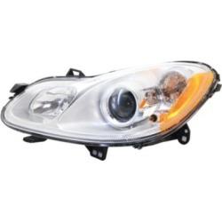 2010-2012 Smart Fortwo Headlight Replacement Smart Headlight REPSM100102Q