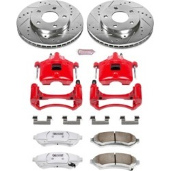 1997-2005 Buick Century Brake Disc and Caliper Kit Powerstop Buick Brake Disc and Caliper Kit KC2553-26 found on Bargain Bro Philippines from autopartswarehouse.com for $244.87