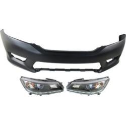 2014-2015 Honda Accord Headlight Replacement Honda Headlight KIT1-030418-34-B found on Bargain Bro India from autopartswarehouse.com for $660.17