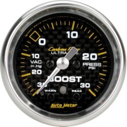 Boost Gauge Autometer  Boost Gauge 4777
