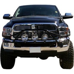 2010 Dodge Ram 2500 Light Bar Nfab Dodge Light Bar D103LH