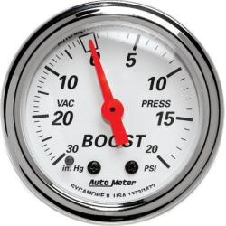 Boost Gauge Autometer  Boost Gauge 1372