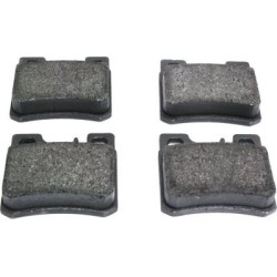 1994-1995 Mercedes Benz E320 Brake Pad Set Centric Mercedes Benz Brake Pad Set 104.04950 found on Bargain Bro India from autopartswarehouse.com for $29.54
