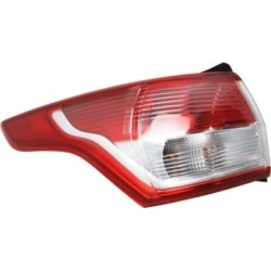 2013-2016 Ford Escape Tail Light ReplaceXL Ford Tail Light REPF730182