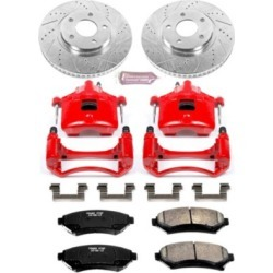 1997-1999 Buick Riviera Brake Disc and Caliper Kit Powerstop Buick Brake Disc and Caliper Kit KC1542 found on Bargain Bro Philippines from autopartswarehouse.com for $232.01
