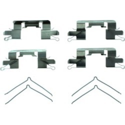 2015-2018 Chevrolet City Express Brake Hardware Kit Centric Chevrolet Brake Hardware Kit 117.42046 found on Bargain Bro India from autopartswarehouse.com for $16.77