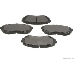 2010-2011 Cadillac CTS Brake Pad Set PBR Cadillac Brake Pad Set W0133-1831622 found on Bargain Bro Philippines from autopartswarehouse.com for $83.95