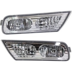 2007-2009 Acura MDX Fog Light Replacement Acura Fog Light SET-REPA107513 found on Bargain Bro India from autopartswarehouse.com for $97.25