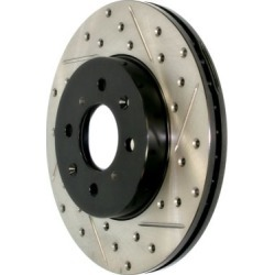 2007-2017 BMW X5 Brake Disc StopTech BMW Brake Disc 127.34096L found on Bargain Bro India from autopartswarehouse.com for $175.73