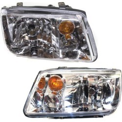 2002-2005 Volkswagen Jetta Headlight Replacement Volkswagen Headlight SET-REPV100105