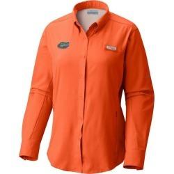 Florida Gators Womens Tamiami Long Sleeve Shirt By Columbia found on Bargain Bro India from BeallsFlorida for $59.99