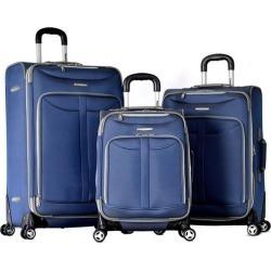 Olympia Luggage Tuscany 3-pc. Luggage Set