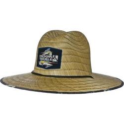 Hook and Tackle Mens Lifeguard Marlin Straw Hat