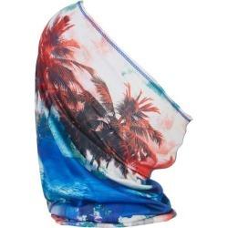 Reel Legends Mens Keep It Cool Beach Stripe Sun Neck Shield